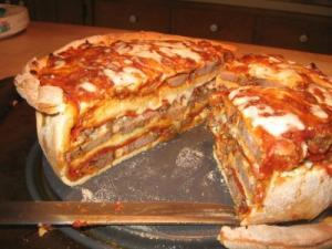 【画像】凄まじいカロリー!ピザだけどピザのような何かの作り方wwの画像(24枚目)