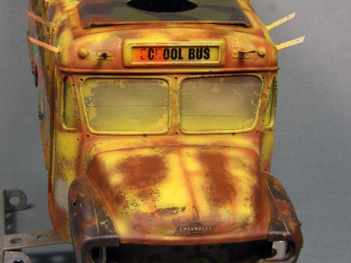 【画像】単なるバスのプラモでも超本気で作ると凄いことになるwwwの画像(28枚目)