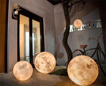 【画像】満月そのままのランプ「Full Moon Lamp」が凄い!!の画像(6枚目)