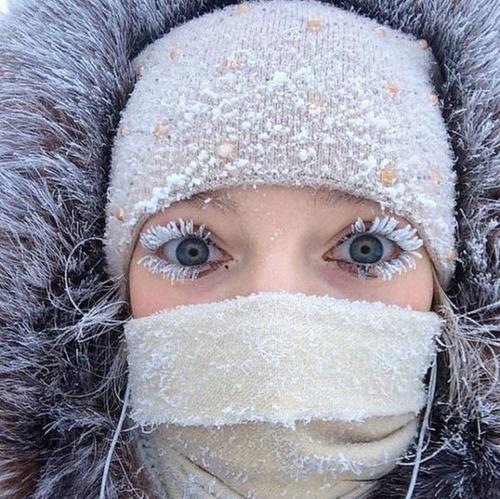 海外の凄まじい冬の寒さの画像(42枚目)