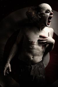 なんの癒しにもならない!超怖いピエロのコスプレ画像の数々の画像(12枚目)
