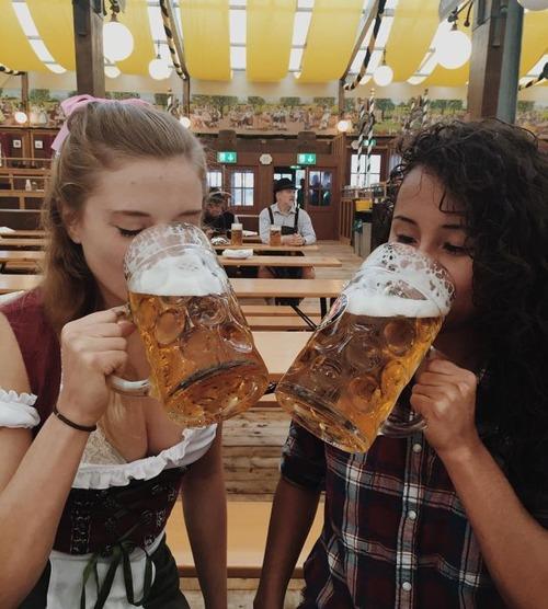 ビールの祭典「オクトーバーフェスト」の画像(12枚目)
