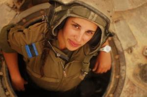 可愛いけどたくましい!イスラエルの女性兵士の画像の数々!!の画像(13枚目)
