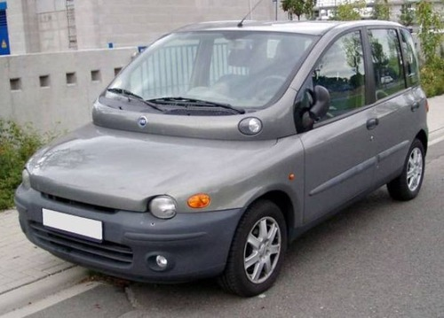 変ったデザインの自動車の画像(8枚目)