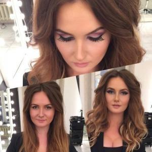 女性の化粧前、化粧後の画像の数々_05