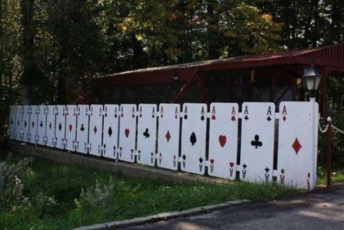 面白いちょっと魅力的な塀や柵をしている家の画像の数々!!の画像(7枚目)