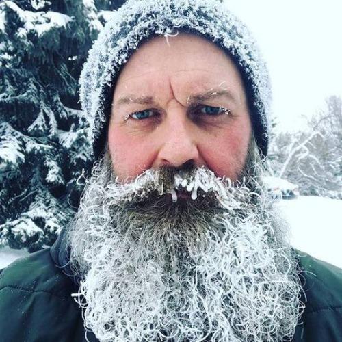 海外の凄まじい冬の寒さの画像(30枚目)
