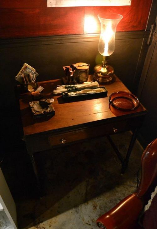【画像】隠し扉!秘密の部屋!そんな男のロマンがある家!!の画像(12枚目)