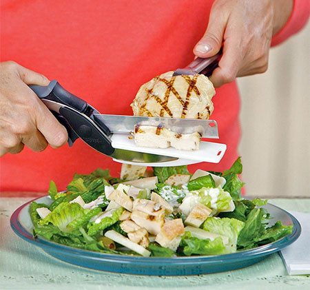料理で使える活気的なハサミの画像(2枚目)