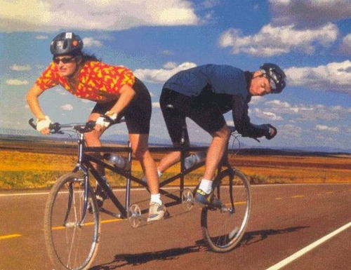自転車にまつわるちょっと面白ネタ画像の数々!!の画像(32枚目)