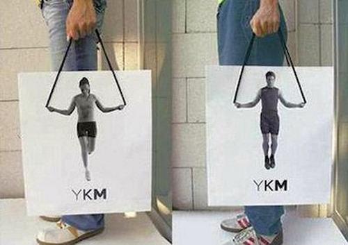 クリエイティブな広告の画像(7枚目)