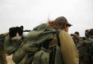 可愛いけどたくましい!イスラエルの女性兵士の画像の数々!!の画像(64枚目)