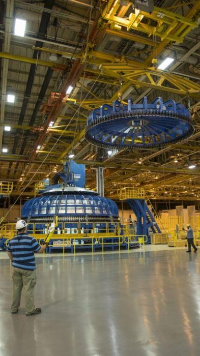 スペースシャトルの燃料タンクの画像(10枚目)