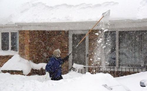 【画像】大雪のニューヨークで日常生活が大変な事になっている様子!の画像(39枚目)