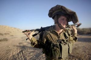 可愛いけどたくましい!イスラエルの女性兵士の画像の数々!!の画像(21枚目)