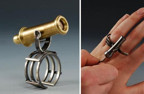 【画像】とりあえず欲しい!ちょっと面白い指輪の数々!!の画像(27枚目)