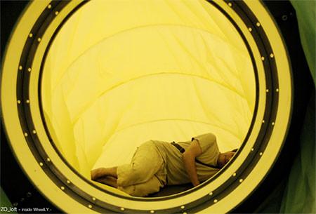 コロコロ運べる仮設テントの画像(7枚目)