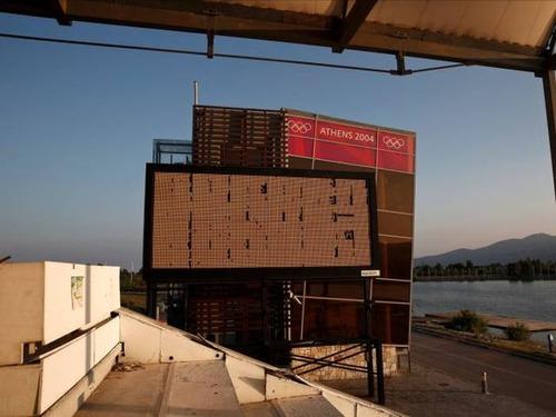 アテネのオリンピックの競技場の現在の画像(31枚目)