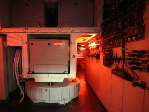 原子力潜水艦の内部の画像(17枚目)