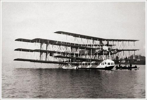 飛ぶのが不思議!面白い形の飛行機の画像の数々!!の画像(2枚目)