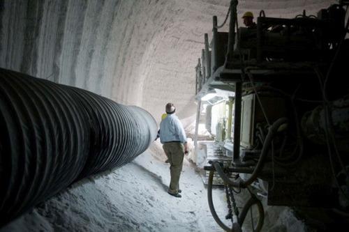 塩の洞窟!シチリア島にある岩塩の鉱山が神秘的で凄い!!の画像(37枚目)