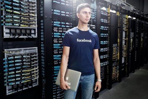 フェイスブックのデータセンターの画像(13枚目)