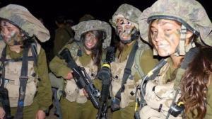 可愛いけどたくましい!イスラエルの女性兵士の画像の数々!!の画像(46枚目)