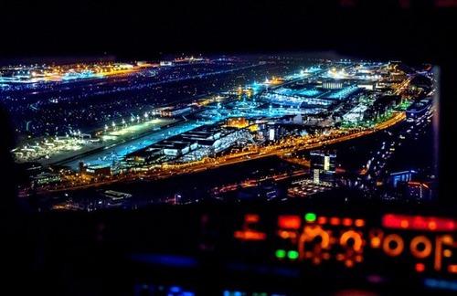 複雑過ぎ!飛行機のパイロットが見ている風景の画像の数々!!の画像(5枚目)