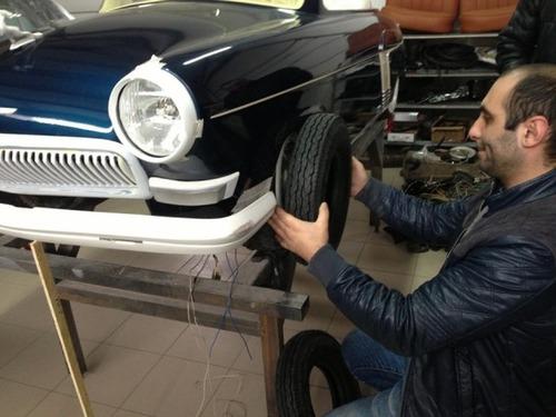 【画像】職人が本気で作った子供用の自動車が凄いwwwの画像(59枚目)
