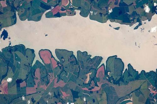 宇宙飛行士しか見ることが出来ない地球の絶景の画像の数々!!の画像(4枚目)