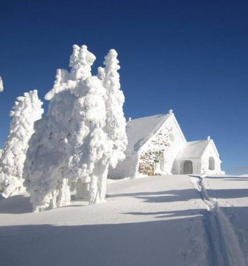 海外の凄まじい冬の寒さの画像(51枚目)