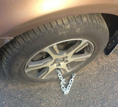 自動車泥棒の手口の画像(1枚目)