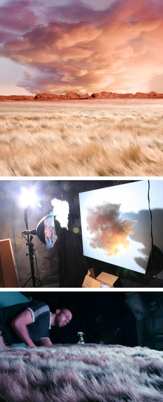 芸術的な写真と撮影風景のギャップの画像(28枚目)