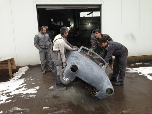 【画像】職人が本気で作った子供用の自動車が凄いwwwの画像(44枚目)