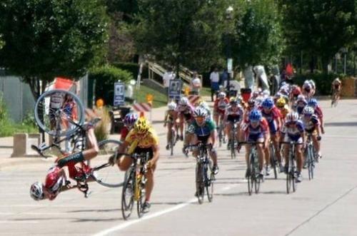 自転車にまつわるちょっと面白ネタ画像の数々!!の画像(3枚目)