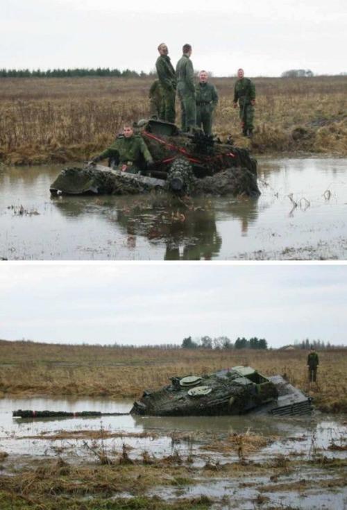 戦車が事故の画像(11枚目)