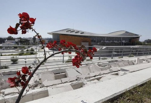アテネのオリンピックの競技場の現在の画像(13枚目)