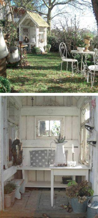 ロマンあふれる!心落ち着く小さな別荘の画像の数々!!の画像(52枚目)