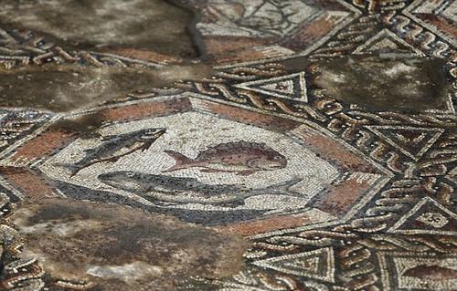 イスラエルで発掘された1700年前の信じられない遺跡の画像(6枚目)