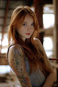 赤毛が似合うカワイイの女の子(外人)の画像の数々!!の画像(10枚目)