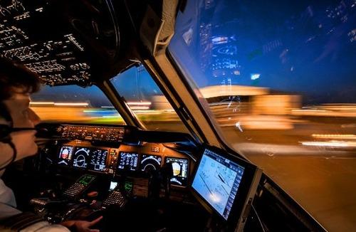複雑過ぎ!飛行機のパイロットが見ている風景の画像の数々!!の画像(11枚目)