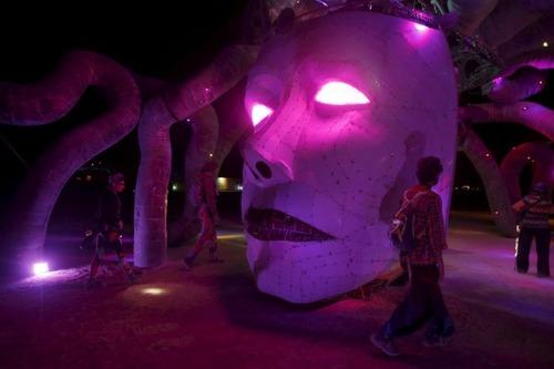 荒野の祭典!バーニングマン2015の画像の数々!の画像(50枚目)