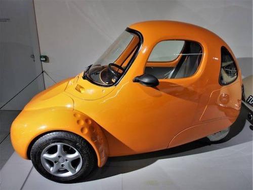 変ったデザインの自動車の画像(32枚目)