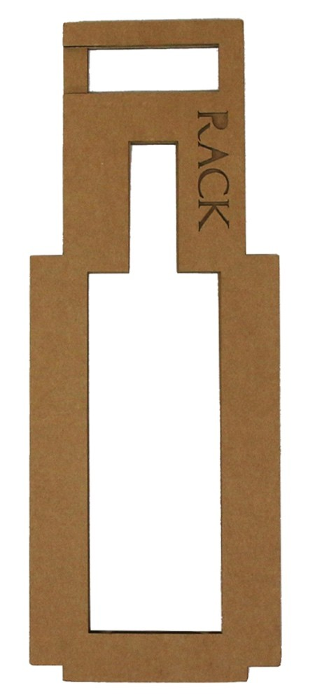 ダンボール製のワインボトルのパッケージ04