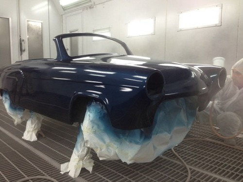 【画像】職人が本気で作った子供用の自動車が凄いwwwの画像(48枚目)