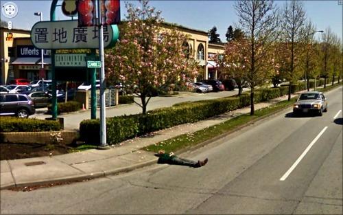 Googleストリートビューが捉えたカオスな面白い風景の写真の数々!!の画像(3枚目)