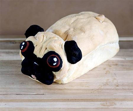 食べるのが可哀そうになる!可愛くてちょっとリアルな動物パンの画像の数々!!の画像(2枚目)