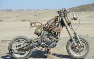 【画像】映画マッドマックスに出ていたバイクが凄い事になっている!の画像(14枚目)