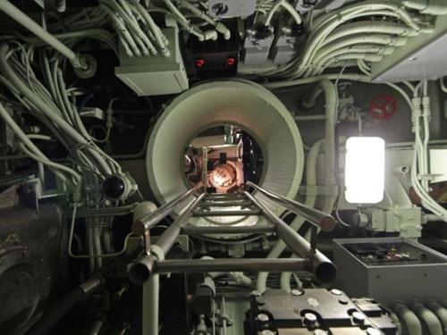 原子力潜水艦の内部の画像(21枚目)