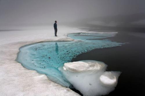 美しく神秘的な水辺の画像(4枚目)